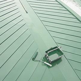 久慈,塗り替え,屋根