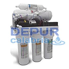 RO400 depuratore osmosi inversa diretta