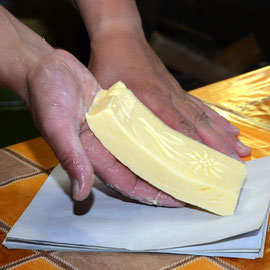 Fertige Butter