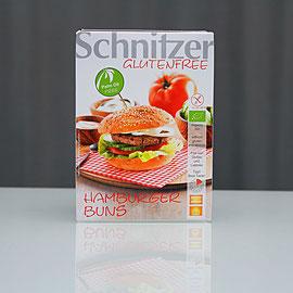 Schnitzer glutenfree - Hamburger Buns