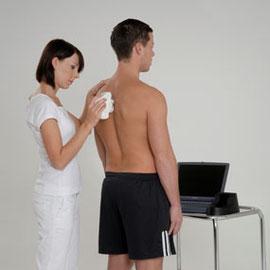 Rückenvermessung