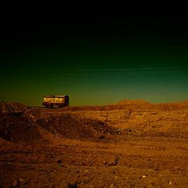 Desert de Khiva Ouzbékistan
