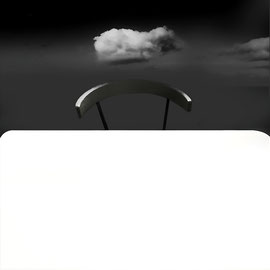 noir et blanc digital the table