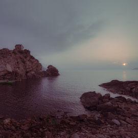 Corsica by night/ Porto