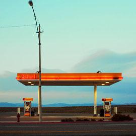 Californie Shell story