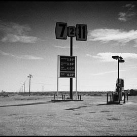 Noir et blanc argentique Leica M6 Californie no man's land sur Art Limited selection