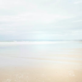 Normandie France Digital color blue series