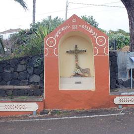 An der Route der Kreuze
