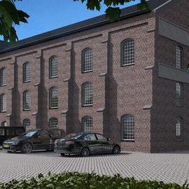Greswarenfabriek te Reuver