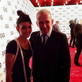 Jean Paul Gaultier and me