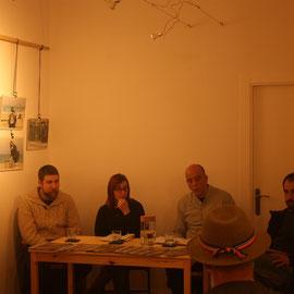 Presentación de la revista El tren público y social en la encrucijada · El Ágora · SuriGaia