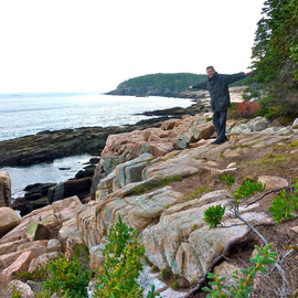 Bar Harbor/USA, Acadia-Nationalpark