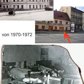 Zittau, studentisches Wohnen im Hotel Stadt Rumburg 1972