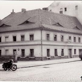 Zittau, Hotel Stadt Rumburg 1971