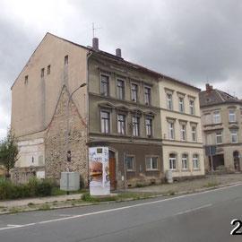 Zittau, Fläche der Gaststätte Hotel Stadt Rumburg 2017