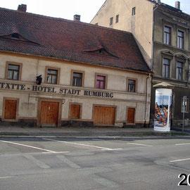 Zittau, Gaststätte Hotel Stadt Rumburg 2005