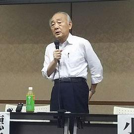 「飯塚事件」を訴える徳田靖之弁護士