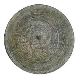 Volcán, 2008, Mischtechnik auf Leinwand, 50 cm