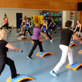 Body-Fit-Training mit T-Bows
