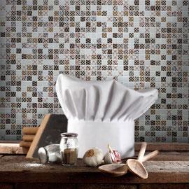 Mosaico a stampa digitale Toscana