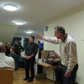 1. Kreisvorsitzender, Karl Tacke