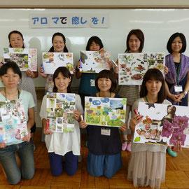 2013年7月6日 栃木県宇都宮市 北生涯学習センター「新・家族応援講座」