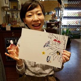 2018年9月29日 東京「ついてるお茶会」