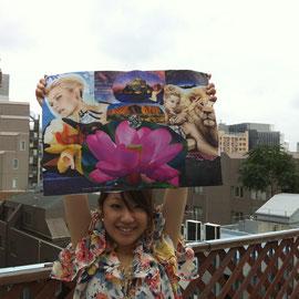 2011年9月 東京・外苑前