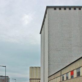 Ellmühle und Siegburger Straße. Foto: Eva Rusch