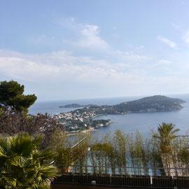 Frankreich Cote d Azur Park Villa Rothschild