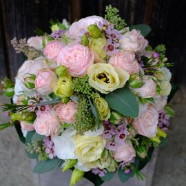 Brautstrauss rosa
