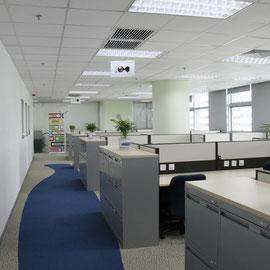 Interior design ibm office shanghai china carlo guina for Interior design agency shanghai