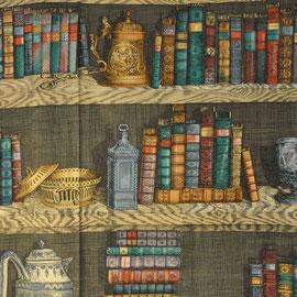 libreria tessuti fornasetti