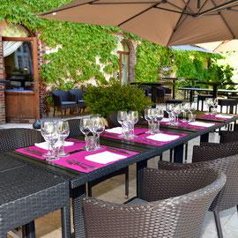 Les Moulins Banaux, déjeuner d'affaire ou repas de famille