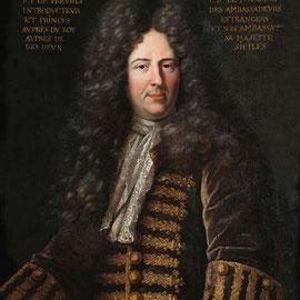Louis-Nicolas Le Tonnelier de Breteuil, anonyme, Ecole française du XVIIe siècle