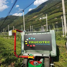 Frucotec Kistenwagen