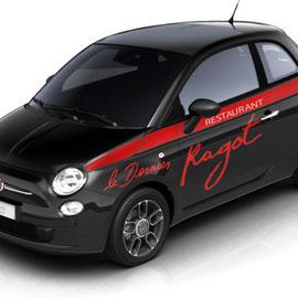 Fiat 500 / Le Dernier Ragot
