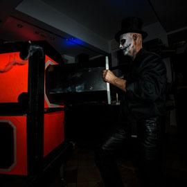 Halloween Zaubershow  in Austria Trend Hotels