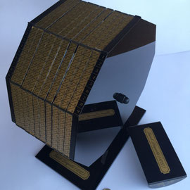 Los múltiplos se obtienen sumando por diagonales, método de la rejilla