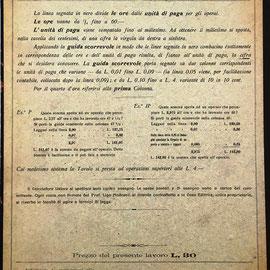 Instrucciones de uso para IL CALCOLATORE VELOCE