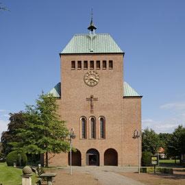 Die Pfarr- und Wallfahrtskirche St. Johannes Apostel