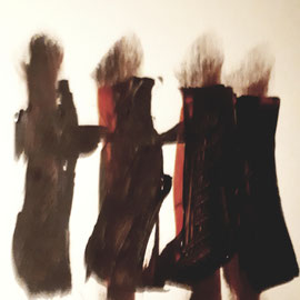 Multikulti Frauen cc christinastuckert 20x20cm
