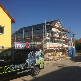 az Energie - Photovoltaik Schifferstadt / Rheinland-Pfalz