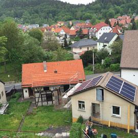 az Energie - Photovoltaik Zella-Mehlis / Thüringen