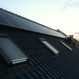 az Energie - Photovoltaik Uhlstädt-Kirchhasel / Thüringen