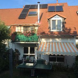 az Energie - Photovoltaik Erfurt / Thüringen