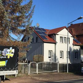 az Energie - Photovoltaik Gotha / Thüringen