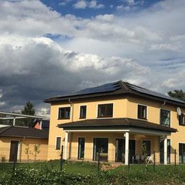 az Energie - Photovoltaik Leipzig / Sachsen