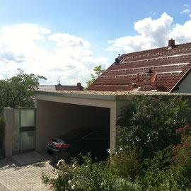 az Energie - Photovoltaik Riechheim / Thüringen