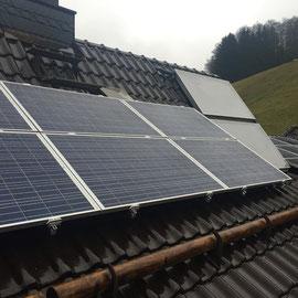 az Energie - Photovoltaik Schleusingerneundorf / Thüringen